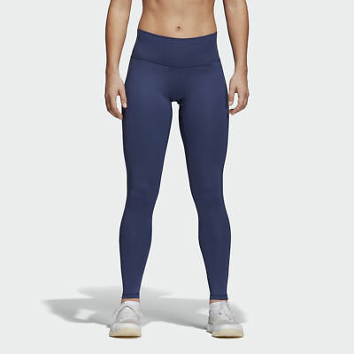 adidas Wmns Believe This High Rise Soft Tights Women Navy