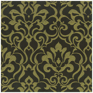 Image is loading Sykes-Bamboo-Brown-Jacquard-INCASE -Crypton-Upholstery-Fabric-