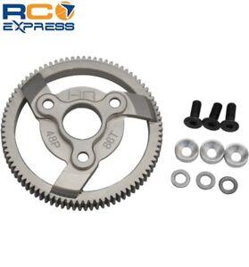 Hot-Racing-Traxxas-2wd-Rustler-Slash-Stampede-48p-Aluminum-86t-Spur-Gear-TE886H