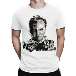 Tarantino-All-Movies-Art-T-shirt-Men-039-s-Women-039-s-All-Sizes
