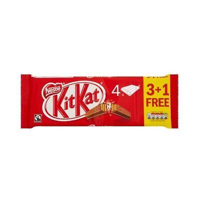Nestlé Kit Kat Chocolatina (4x41.5g)