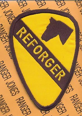 1st Cavalry Division Patch Insignia US Army Vietnam REFORGER Abzeichen