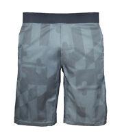 Men's Maryland Shorts, Size L, Black, Crossfit, Training, Uberfit, Md Flag