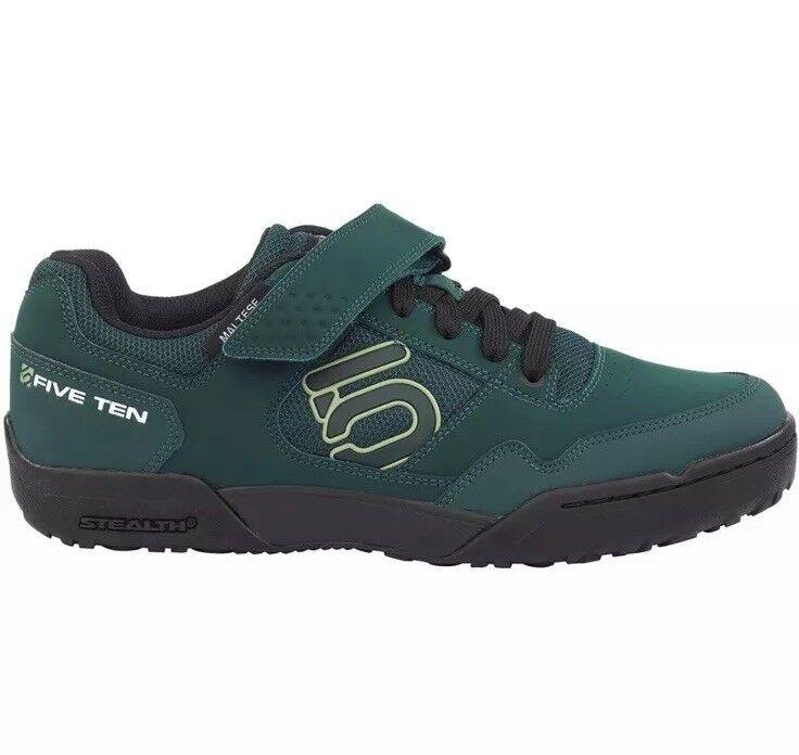 Five Ten Maltese Falcon Men's Clipless shoes Ivy Size US 8.5