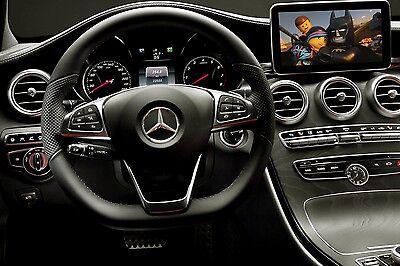 2014-2017 Mercedes-benz C-class W205 Hdmi Video Interface Smartphone Backup Cam