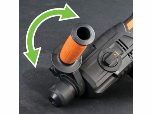 EVOLUTION EVOSDS4//1 2kg 4 Function SDS Hammer Drill 110v