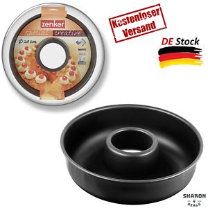 Zenker Frankfurter Kranz Backform, runde Kuchenform Ø 28 cm