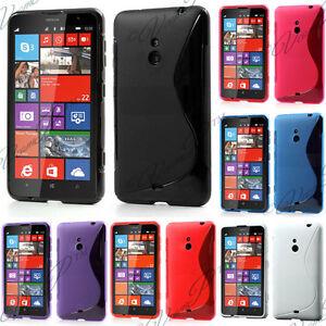Accessoire-Housse-Etui-Coque-TPU-Silicone-Gel-Motif-S-Line-Seri-Nokia-Lumia