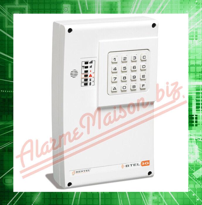 Averdeisseur Téléphonique Universel GSM pour tous les centres d'alarme BTEL - 3G