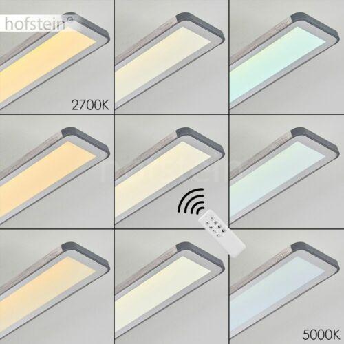 dimmbare LED Design Wohn Schlaf Zimmer Lampe Timer Decken Leuchte Fernbedienung