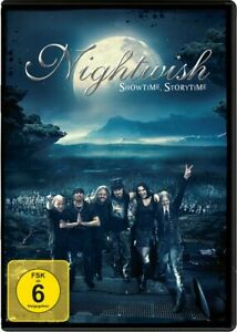NIGHTWISH - SHOWTIME, STORYTIME  2 DVD NEUF