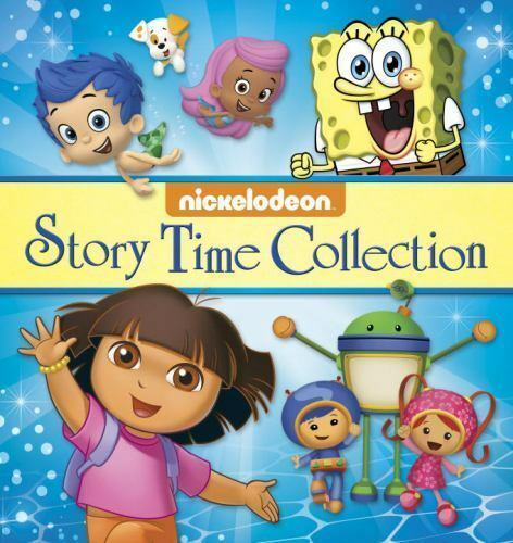Nickelodeon Story Time Collection (Nickelodeon), Random House