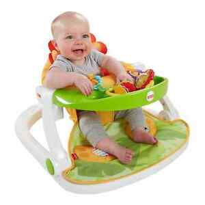 Image Is Loading Sit Me Up Floor Seat Tray Baby Toddlers