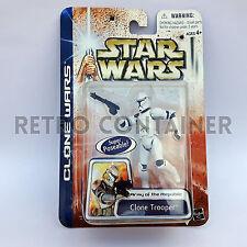 STAR WARS Kenner Hasbro Action Figure - CLONE WARS - Clone Trooper
