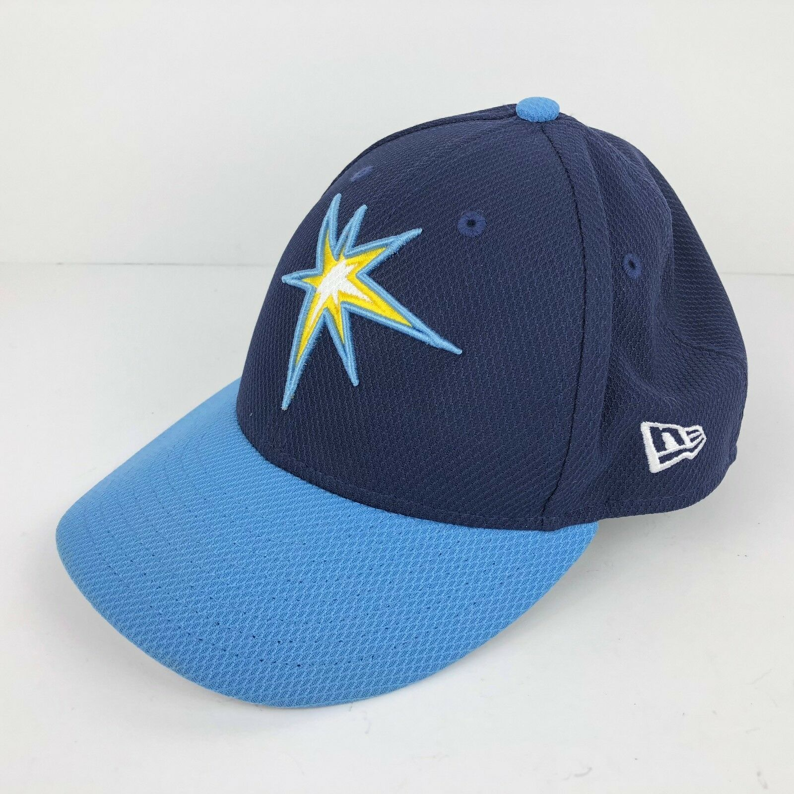sale retailer c8e5c 28ddd ... batting practice s m 64c31 9e7d8  low cost tampa bay mlb rays new era  59fifty mlb bay baseball cap fitted size 7.5