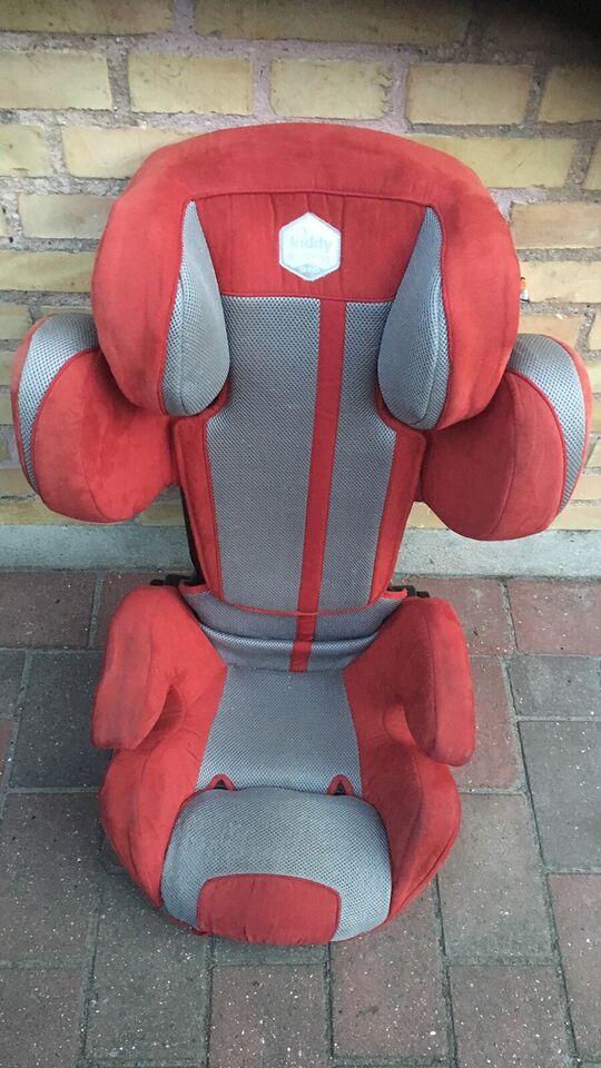 Autostol, op til 36 kg , Kiddy Discovery Pro
