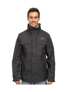 7beacea07 Details about The North Face Kassler Field Jacket Men's TNF Black Heather  Small~NWT $249