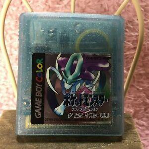Nintendo-Gameboy-Color-Pocket-Monster-Crystal-Pokemon-Japan-GBC-game-boy-japanes