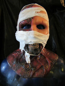 Darkman-Silicone-mask