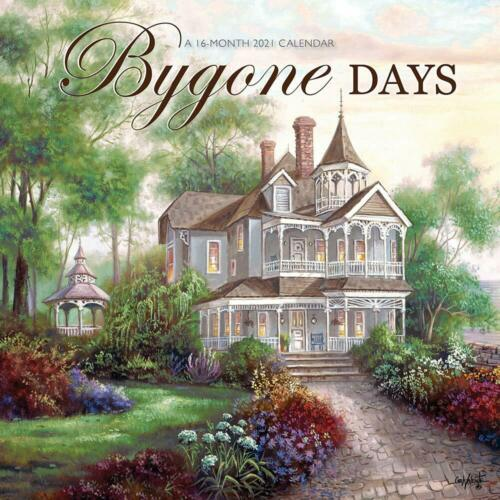 BYGONE DAYS 25963 2021 WALL CALENDAR BRAND NEW