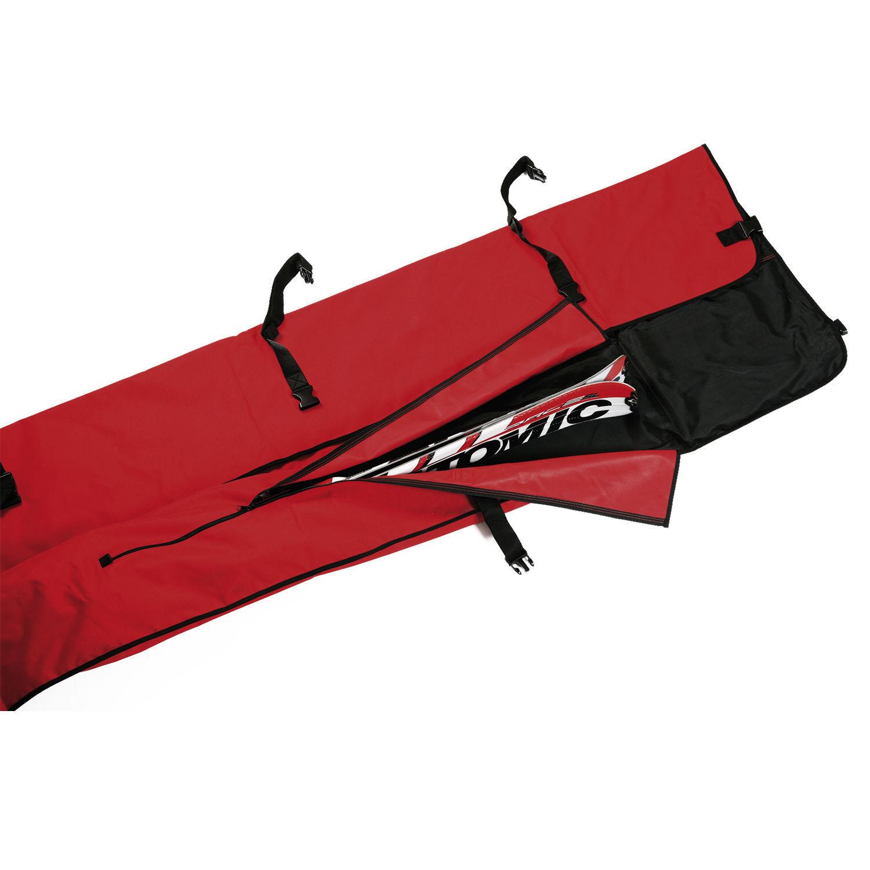 LEKI Ski-wrapping Bag Ski Wrap bag red - Ski bag - 360300006