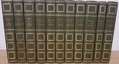 Livres Emile Zola (4pcs)