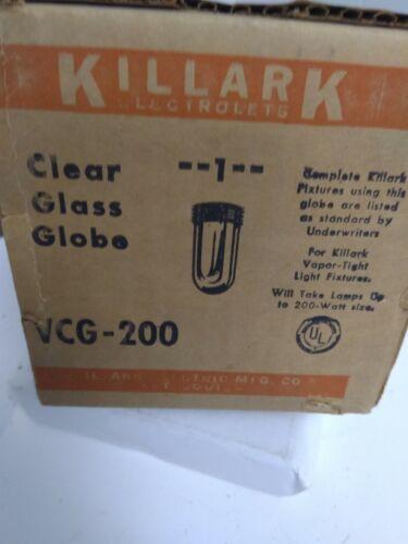KILLARK VCG-200 V//T GLOBE