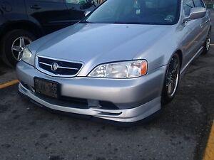 2000 Acura Tl 3 2 >> Detalles Acerca De Acura 3 2 Tl Aspec Style Type S Lip Full Body Kit 1999 2000 2001 Spoiler Aero