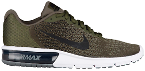 the latest a491a 4a51f Image is loading Mens-Nike-Air-Max-Sequent-2-Running-Shoe-