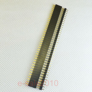 10-Pair-2-54mm-1X40-pin-header-Single-row-straight-male-female-for-Arduino-297