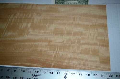 Anigre Wood Veneer Sheets 11 x 22 inches1//42nd thick                   F8629-31