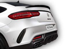 Spoiler amg typ Body Kit lèvre trunk lip becquet aileron neu C 292 GLE Coupe SUV