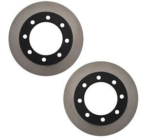 For RD200 W200 W250 W350 Front Drill//Slot Brake Rotors+Ceramic Brake Pads