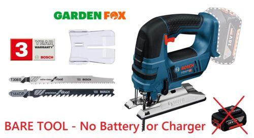 Vente Bare Outil Bosch GST18V-Li B Pro Scie sauteuse sans fil 06015A6100 3165140786973 N2