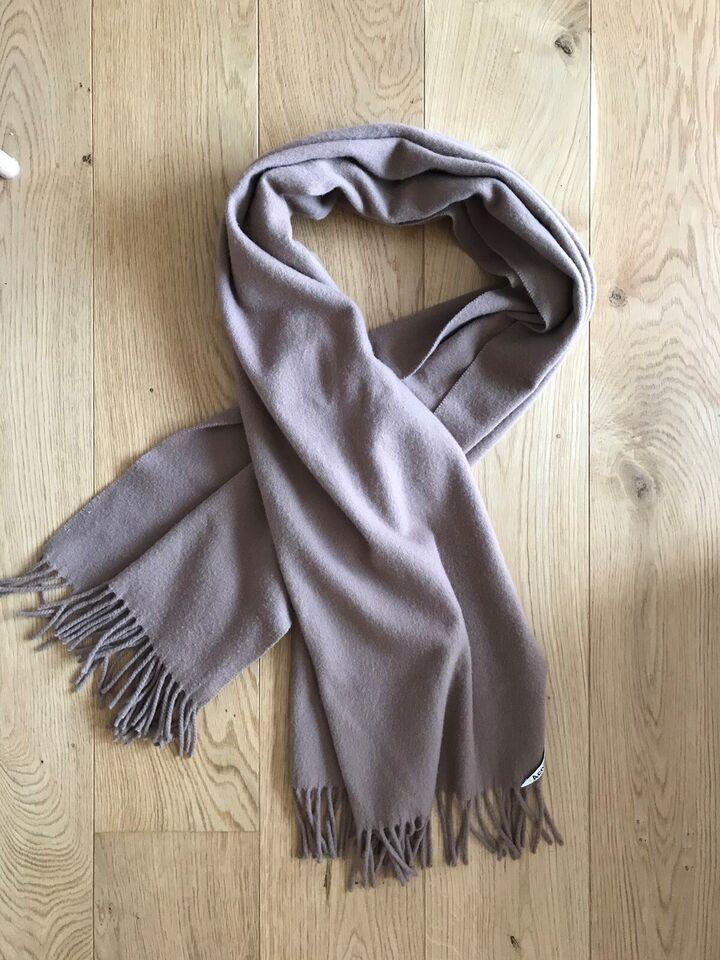 Tørklæde, Acne, str. 70x200cm