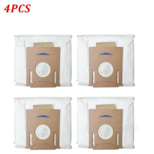 Side Brush Filter Dust Bag For Ecovacs Deebot OZMO T8 Main Brush Mop Cloths