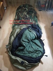 MSS-MILITARY-SLEEPING-BAG-EXCELLENT-CONDITION