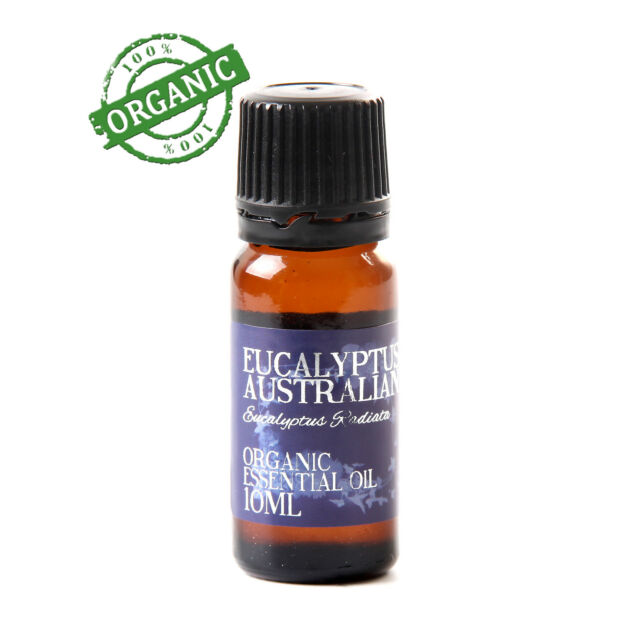 Eucalyptus Australiana (Radiata) Organic Essential Oil - 10ml (CO10EUCARADI)