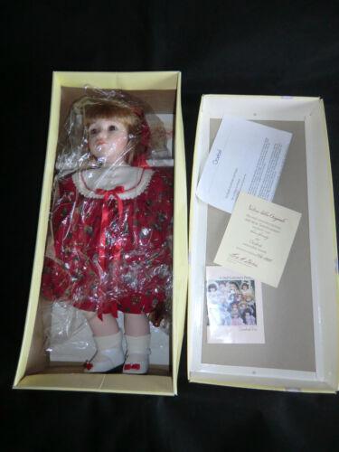 Goebel Puppe Limit. Auflage von Karen Kennedy ca. 45 cm siehe auch Fotos