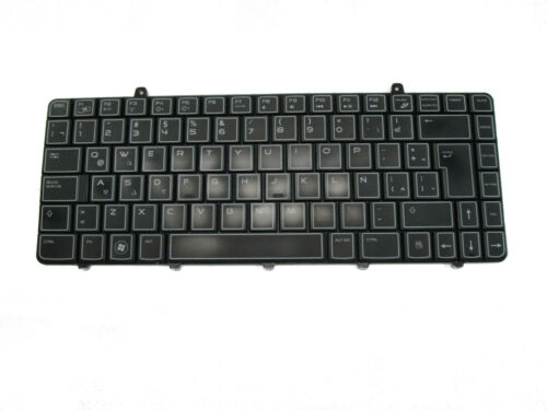 Genuine Dell Alienware m11x FX Backlit Spanish Keyboard  JW0DN V109002DK