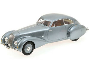 Bentley embiricos 1939 dark grey metallic,1: 18, minichamps