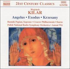 Wojciech Kilar: Angelus; Exodus; Krzesany, New Music