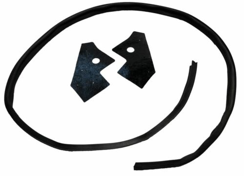 1968-74 Plymouth A-Body Fender shield New Reproduction Gaskets