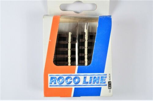 OVP Roco Line 12x  Gebogene R3 1//4 Roco 42409 HO NEU