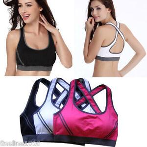 Ladies-Women-Padded-Sports-Bra-Top-Vest-Gym-Fitness-Ladies-Yoga-Running-Jogging