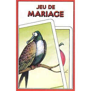 JEU DE MARIAGE ANIMAUX MALE/FEMELLE 32 CARTES