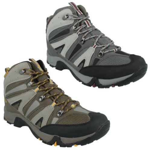 HI TEC MENS CONDOR WP WATERPROOF LACE UP CASUAL WALKING HIKING ANKLE BOOTS