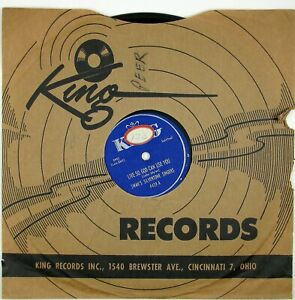 SWAN'S SILVERTONE SINGERS. Live So God Can Use You/I Got A. 10IN 1951 GOSPEL NM-