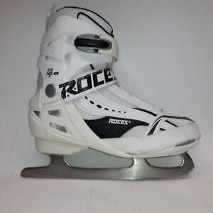 ROCES-R-ice-Lace-Schlittschuhe-Semisoft-Eislaufkunstlauf-Damen-Gr-37-Iceskate