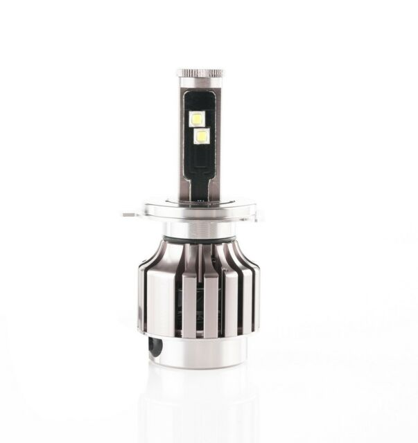 Motorcycle Cree Chip 40W3600LM H4/9003 Hi/Lo Auto LED Headlight Replacement Bulb
